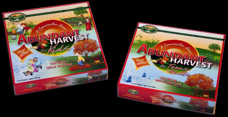 abundant harvest games