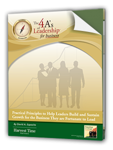 4As of leadership for business