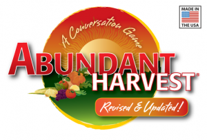 Abundant Harvest Conversation Board Game Logo