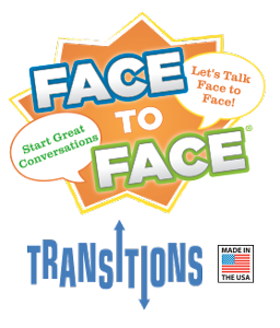Face to Face Transitions Conversation Card Games