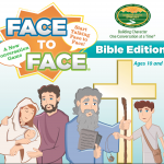 Face to Face Bible Edition Box Top
