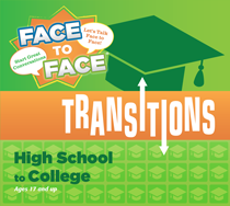 Face to Face Transitions High School to College Conversation Game