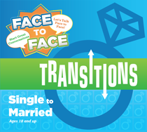 Face to Face Transitions Single to Married Conversation Game