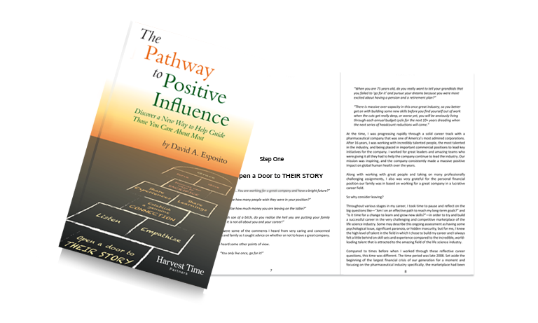 Pathway to Positive Influence Book
